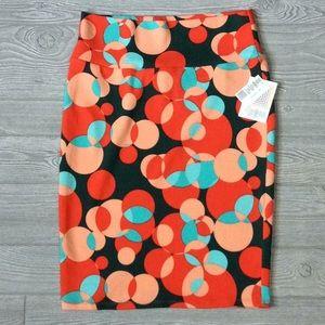 NWT LulaRoe Cassie skirt size Medium